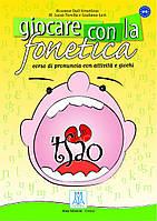 Giocare con la fonetica (libro + CD audio)