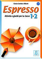 Espresso 1 e 2 (attivita' e giochi per la classe)