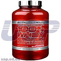 Scitec Nutrition 100% Whey Protein Professional 2.35кг протеин сывороточный спортивное питание