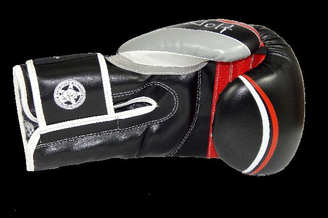 Боксерські рукавиці PowerPlay 3005 Чорні, фото 2