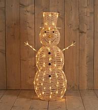 """Новогодняя фигура """"Снеговик"""", Anna`s Collection"""