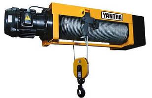 Тельфер стационарный болгарский «Янтра» от 1 до 32 тонн