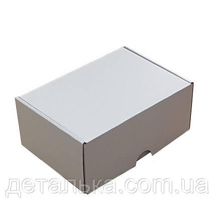 Самосборные картонные коробки 295*270*45 мм., фото 2
