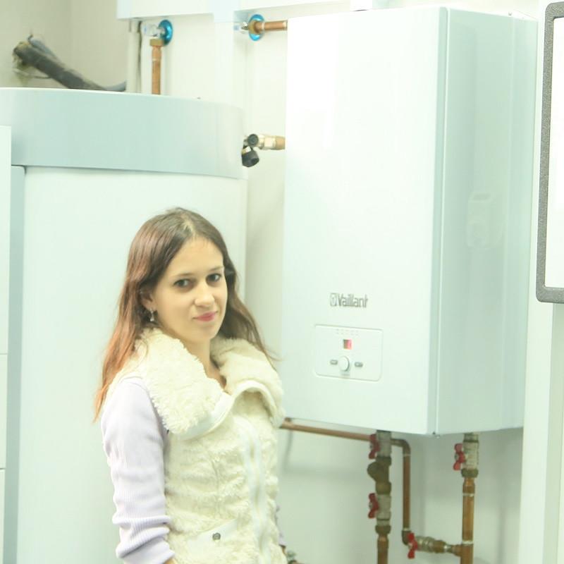 Электрический котёл Vaillant eloBLOCK VE14/14  (7 + 7 кВт)  на  14 кВт