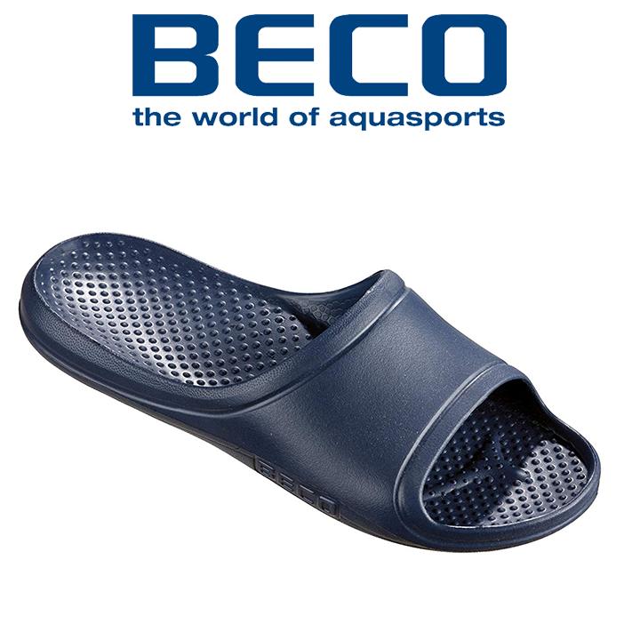Тапочки массажные BECO 90656 7 синий