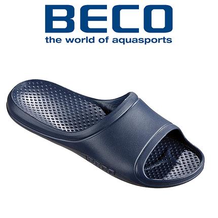 Тапочки массажные BECO 90656 7 синий, фото 2