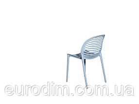 Стул пластиковый SPICE OW-241 blue, фото 2