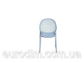 Стул пластиковый SPICE OW-241 blue, фото 3