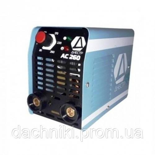 Днестр АС 260 сварочный аппарат (инвертор)
