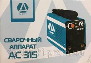 Днестр АС 260 сварочный аппарат (инвертор), фото 2