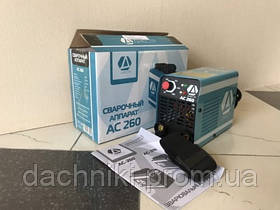 Днестр АС 260 сварочный аппарат (инвертор), фото 3