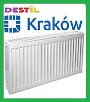 Стальной Панельный Радиатор Krakow 500x1000 Боковое Подключение