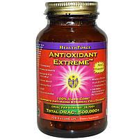 Антиоксидант экстрим, HealthForce Superfoods, 120 веганских капсул