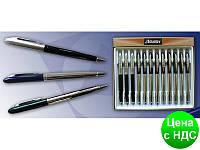 Ручка металлическая поворотная BAIXIN BP903 (цветной корпус+серебро/золото+черный)