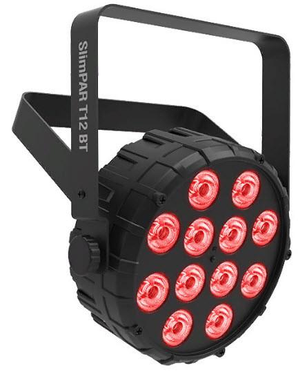 Заливочный свет CHAUVET SlimPAR T12 BT