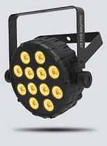 CHAUVET SlimPAR Q12 BT компактний прилад заливального світла з вбудованою бездротовою технологією Bluetooth, фото 3