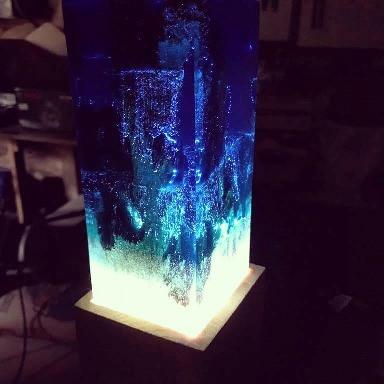 КЕ «Slab-521 Blue»