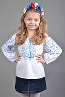 Вышиванка детская для девочки Д032-113, фото 1
