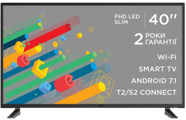 Телевизор Ergo LE40СТ5530АК Smart TV+Бесплатная доставка!