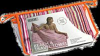 Полотенце большое пляжное Smart Microfiber System