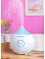 Увлажнитель/ароматизатор для спальни/детской Ultransmit 017, с функцией ночника, два режима работы, цикл