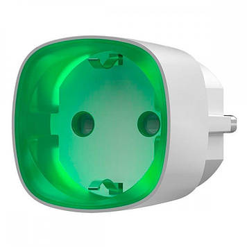 Розумна розетка Ajax Smart Home Socket White