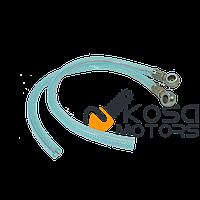 Паливні Шланги низького тиску (обратка) м/б 175N/180N (7/9Hp)