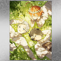Плакат Аниме The Promised Neverland 059