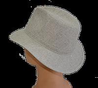 Шляпа мужская Рейнджер лен канва