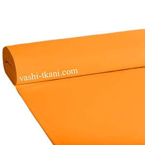 Ранфорс гладкокрашенный. Оранжевый 100% хлопок.