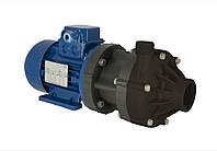 Центробежный химический насос з магнитной муфтой  DM 06 PVDF з електродвигуном 0,25 кВт