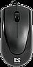 Проводная оптическая мышь Defender Optimum MB-150 PS/2
