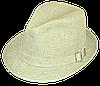 Шляпа мужская Хантор лен канва
