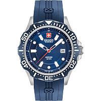 Чоловічі наручні годинники Swiss Military by Hanowa 06-4306.04.003