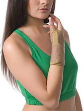Бандаж на променевозап'ястний суглоб з фіксацією пальця Medtextile 8552