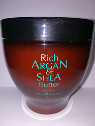 Маска с маслами арганы и ши Kleral System Argan & Shea Butter Mask 500 мл