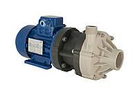Центробежный химический насос з магнитной муфтой  DM 10 PP з електродвигуном 0,55 кВт