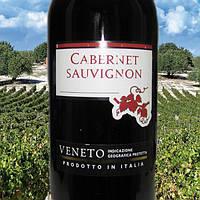 Вино красное сухое Cabernet Sauvignon Каберне Совиньон 1500мл