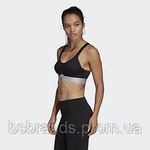Женский спортивный бюстгальтер adidas STRONGER FOR IT SOFT (АРТИКУЛ: D93108 ), фото 3