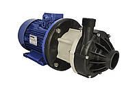 Центробежный химический насос з магнитной муфтой  DM 30 PVDF з електродвигуном 2.2 кВт
