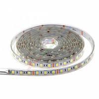 Светодиодная лента для бани LED - белый цвет