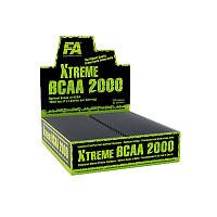 ВСАА Fitness Authority Xtreme BCAA blister 15 tab