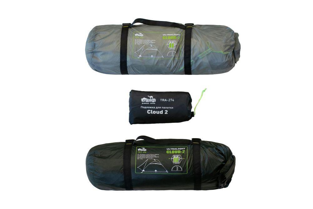 Мат для палатки Tramp Cloud (TRA-274)