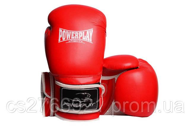 Боксерські рукавиці PowerPlay 3019, фото 2