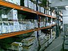 Стелаж для палетних вантажів H4500хL1800х1100 мм (пол. + 3 рівня по 2000 кг на рівень), стелаж для палет, фото 7