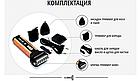 Электробритва Триммер Gemei GM 789 3 в 1 ОРИГИНАЛ аккумуляторная машинка для стрижки, фото 3