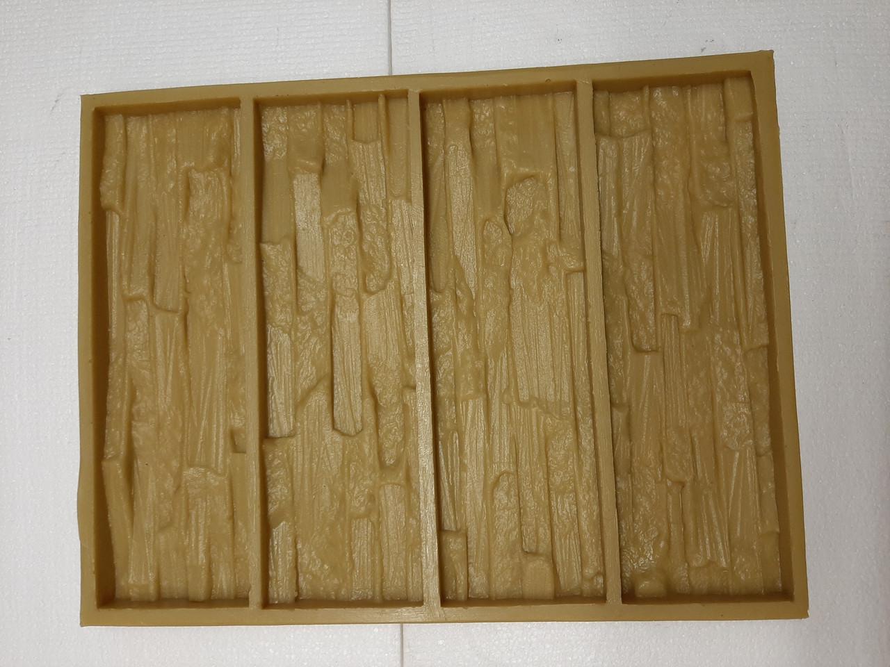 Полиуретановые силиконовые формы для гипсовой плитки Флоренция