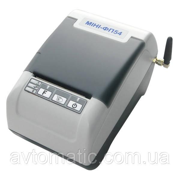 Фискальный регистратор міні-фп54.01, фото 1