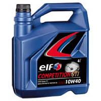 ELF COMPETITION STI 10w-40 4л полусинтетическое моторное масло Эльф Компетишн СТАЙ 10w40 4l Киев