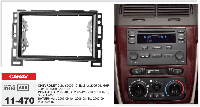Рамка переходная Carav 11-470 Chevrolet Equinox/HHR/Malibu/Cobalt